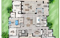 House Plans In Florida Awesome Plan Bw Florida House Plan With Open Layout