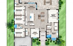 House Plans In Florida Inspirational Waterfront 4 Bedroom House Plan Distinctive House Plans