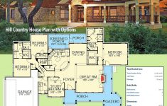 House Plans With Porches One Story New Check Out The Gazebo Like Sitting Area On The Wraparound