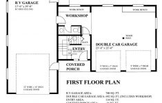 House Plans With Rv Storage Lovely Craftsman Style 3 Car Garage Apartment Plan Number Rv