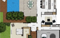 House Top View Design Lovely Create High Quality Professional And Realistic 2d Colour