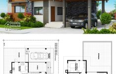 Houses And House Plans Lovely Home Design Plan 19x14m With 4 Bedrooms