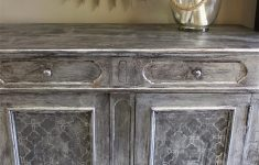 How To Antique Silver Leaf Furniture Luxury Use Foil For An Easy Silver Leaf Finish
