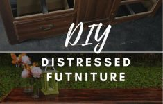 How To Antique White Furniture Fresh Distressing Furniture The Recovering Mother