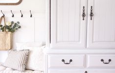 How To Antique White Furniture New Armoire Makeover How To Antique Furniture Love Grows Wild
