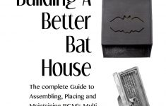 How To Make A Bat House Free Plans Lovely Bcm Bat House Plans