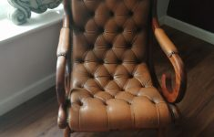 How To Sell Antique Furniture On Ebay Beautiful Antique Leather Slipper Chair In Ch42 Wirral For £140 00 For