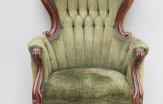 How To Sell Antique Furniture On Ebay Unique Incredible Vintage Upholstered Chair Antique Style Furniture