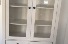 Ikea Glass Door Cabinet New Ikea Hemnes Glass Door Cabinet In Sw9 London For £90 00