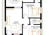 Indian Home Design Plans New 2 Bhk Floor Plans Of 25 45 Google Search