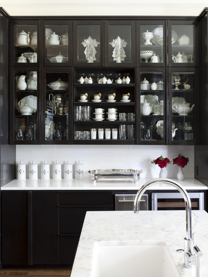 Kitchen Cabinets with Glass Doors 2021