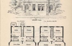 Large Victorian House Plans Awesome Old Classic Floor Plans 1890s 2 Story Home Artistic City