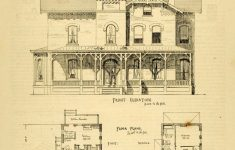 Large Victorian House Plans Luxury Vintage Victorian House Plans