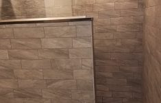 Large Walk In Shower Ideas Awesome Tiled Bathroom Remodel Walk In Shower Half Wall