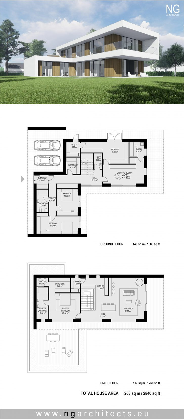 Modern Architecture House Plans 2021