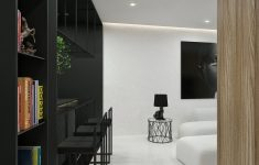 Modern Black And White Interior Design Inspirational Black And White Interior Design Ideas Modern Apartment By