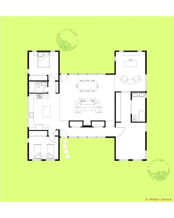 Modern Efficient House Plans 2021