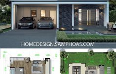 Modern Home Building Plans Awesome Home Design Plan 13x9m With 4 Bedrooms