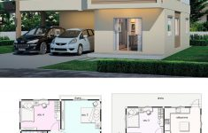 Modern Home Building Plans Elegant House Design 9 5x10m With 5 Bedrooms