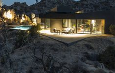 Modern House In Desert Fresh A Modern Oasis In The Middle Yucca Valley The Black