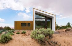 Modern House In Desert New 13 Modern Houses That Have Weathering Steel Exteriors