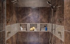 Modern Shower Designs Without Doors Awesome Tile Shower Designs In Marble And Granite Types Represent