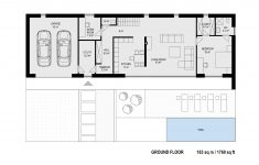 Modern Villa Designs And Floor Plans New Pin On Modern House Plans