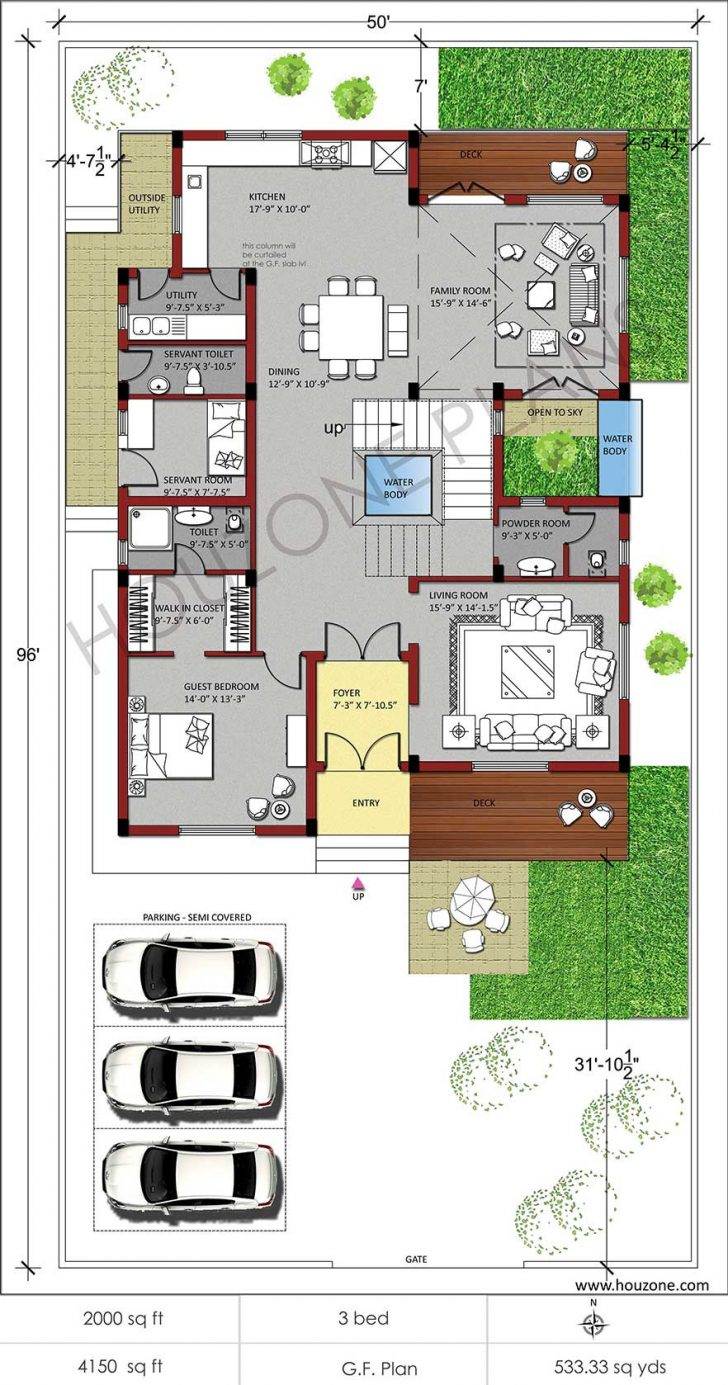 New Luxury House Plans 2020