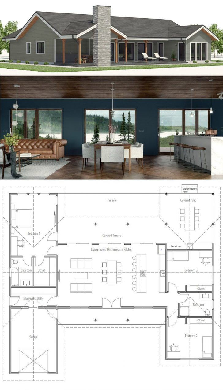 New Small House Plans 2020