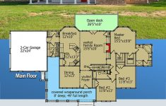 One Level Country House Plans Fresh Plan Mx E Level Country Home Plan