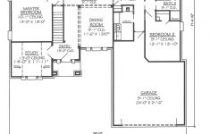 One Level House Plans With Garage Best Of 3042 0510 4 Bedroom 1 Story House Plan