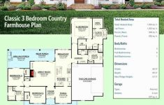 One Level House Plans With Porch Fresh E Story Farmhouse Plans Wrap Around Porch Awesome