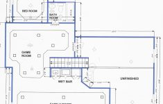 One Story House Plans With Finished Basement Best Of Basement House Plans With Basement