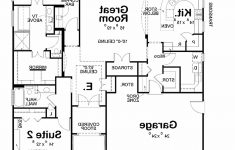 One Story Open House Plans Beautiful House Plans Single Story Collection Including Outstanding