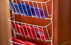 Over The Cabinet Door Organizer Best Of Cabinet Lid Organizer White Walmart