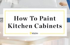 Painting Cabinet Doors Inspirational How To Paint Wood Kitchen Cabinets With White Paint