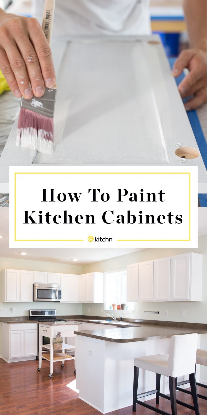 Painting Cabinet Doors 2021