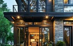 Pictures Of Stone Houses Designs Awesome Beautiful Modern Stone Farmhouse To Invite Classy And Unique
