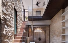 Pictures Of Stone Houses Designs New Vertical Stone House Henkin Shavit Architecture & Design