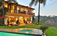Pictures Of Villa Houses Fresh Spanish Villa Luxury Hilltop Home Exterior With Pool