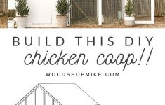 Plans For A Chicken House Luxury Diy Chicken Coop Plans