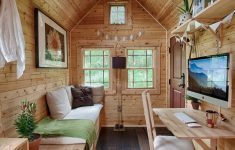 Pretty Houses Inside And Out Awesome 16 Tiny House Interiors You Wish You Could Live In