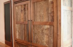 Rustic Cabinet Doors Lovely Kitchen Reclaimed Wood Kitchen Cabinet Integrating In Your