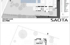 Saota Architects Floor Plans Beautiful This New House In France Has A Wavy Concrete Ceiling