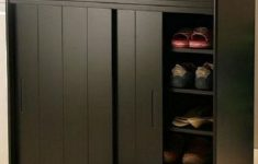 Shoe Cabinet With Doors Awesome 47 Shoes Cabinet Design Ideas For Kids