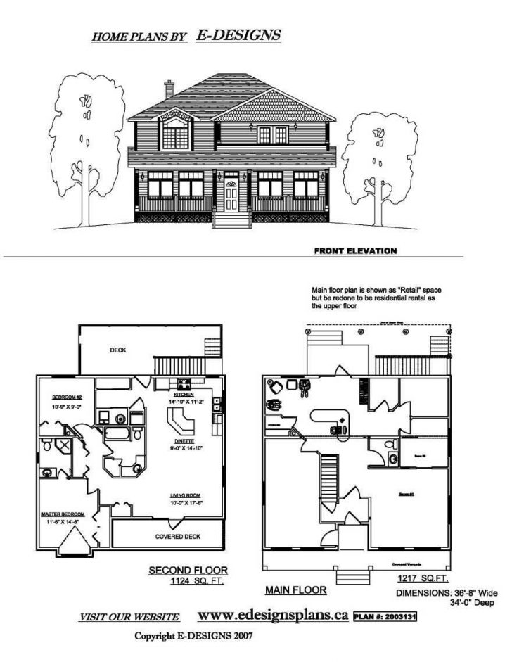 Small Double Story House Plans 2021