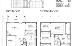 Small Double Story House Plans Best Of Simple Two Story House Floor Plans House Plans Pinterest