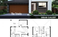 Small Double Story House Plans New The Trinity Double Storey House Design 291 61 Sq M – 10 35