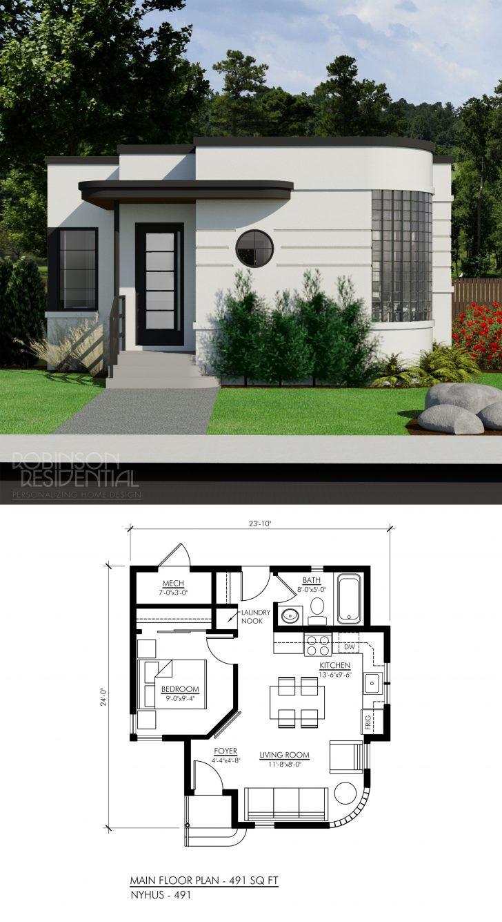 Small House Designs and Floor Plans 2020