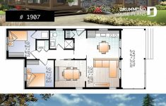 Small House Plans Under 700 Sq Ft Inspirational Modern Rustic 700 Sq Ft Tiny Small House Plan Very